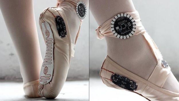 zapatos de ballet E-Tracers