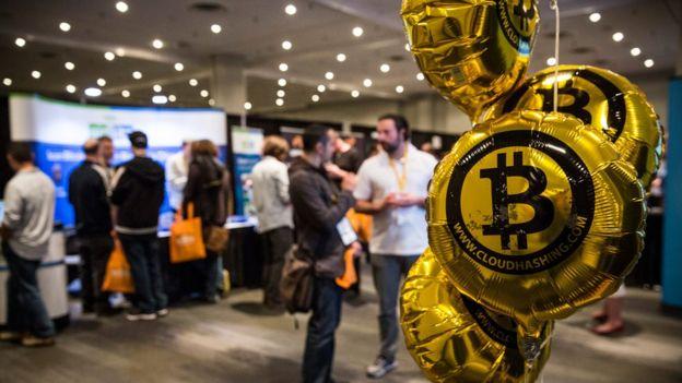 palloncini Bitcoin
