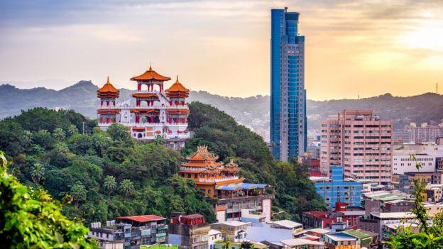 Taipéi, Taiwán.