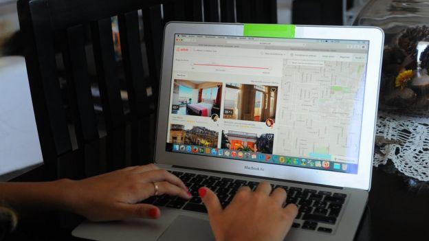 Airbnb internet araştırması