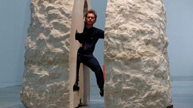 الفنان الفرنسي أبرهام بوينشيفال