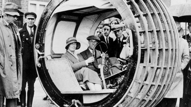 1932 Purves Dynasphere.