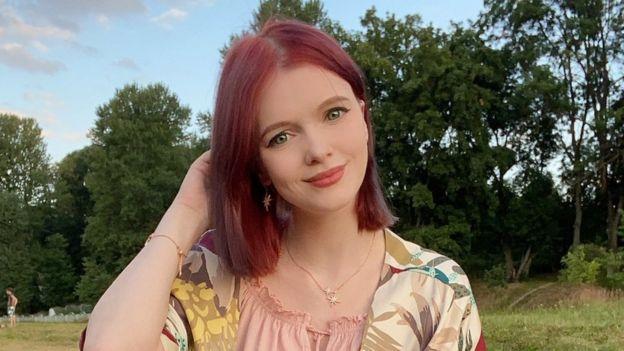 Irina from