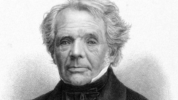August Ferdinand Möbius.