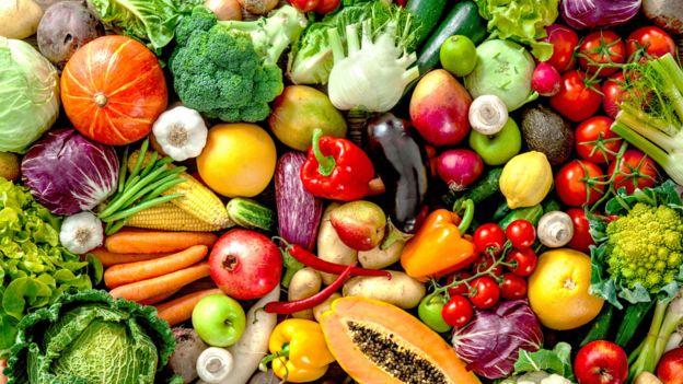 verduras para ninos de dos anos