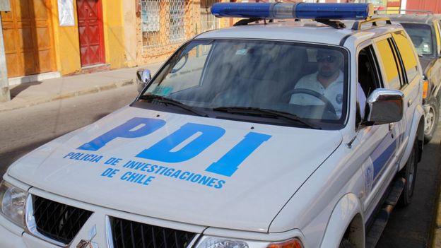 Vehículo de PDI.