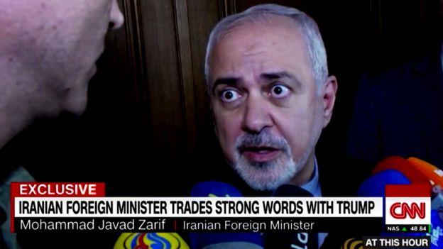 آمریکا تا چند روز دیگر محمدجواد ظریف را هم در فهرست مقامهای تحریم شده ایران قرار خواهد داد