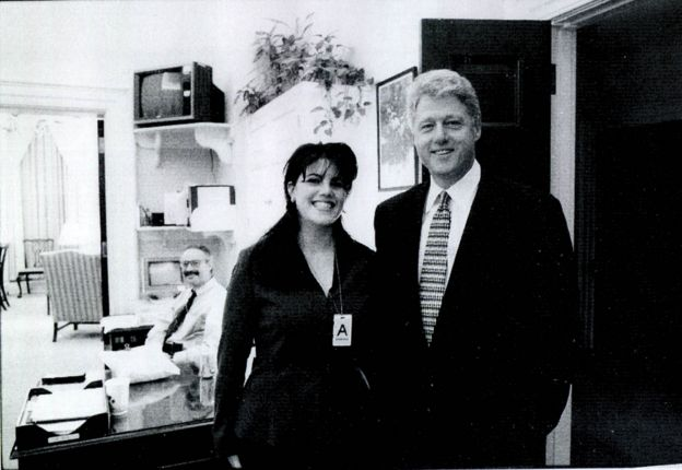 MONICA CLINTON