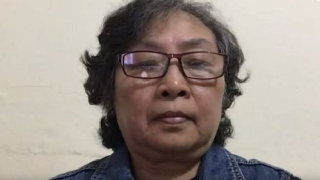 Bà Nguyễn Nguyên Bình