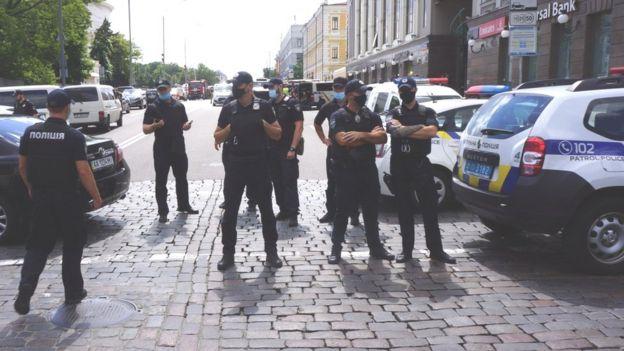 киев, заложники, бомба