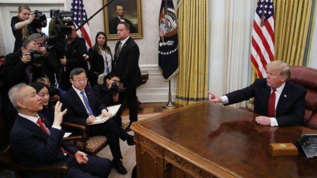 Trung Quốc, Mỹ, chiến tranh thương mại