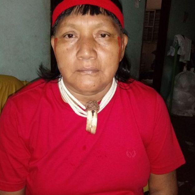 Liderança indígena da aldeia Guadalupe, Pascoalina Retari, morreu no domingo (14/6), vítima de covid-19