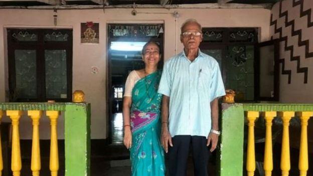 गजानन और ममता कुर्दिकर वाड्डम गांव में रहते हैं.