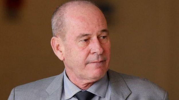 Ministro Fernando Azevedo