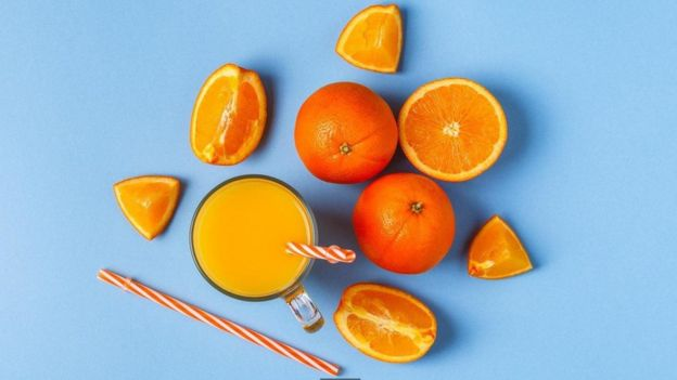 ثمار البرتقال