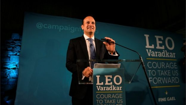 977204d43 Leo Varadkar profile  Ireland s youngest PM - BBC News