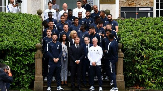 France squad 2018 World Cup
