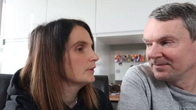Сью и Ноэль Рэдфорды вместе уже 30 лет