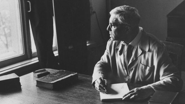 Nhà văn Boris Pasternak