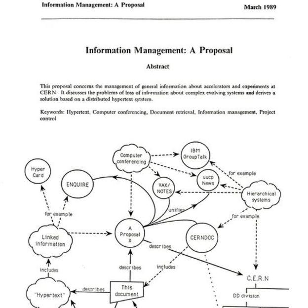 Primera propuesta de web