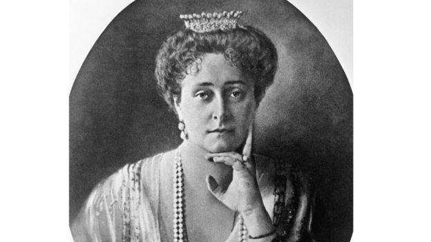 Российская императрица Александра Федоровна
