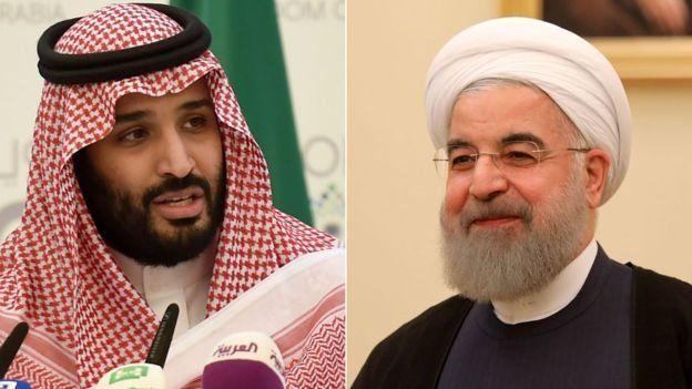 زعمت إيران من قبل أن السعودية تدعم النشاط الانفصالي بين الأقلية العربية على أراضيها.