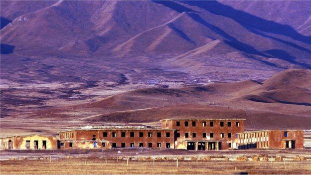 Nhà máy 221 đã chứng kiến những nghiên cứu và thử nghiệm bom hạt nhân đầu tiên của Trung Quốc