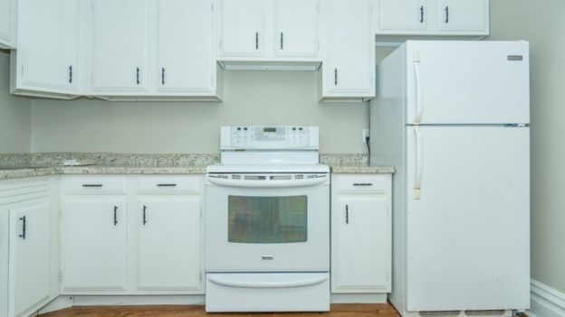 Photo of household appliances