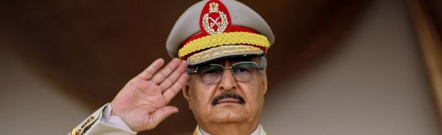 Gen Khalifa Haftar