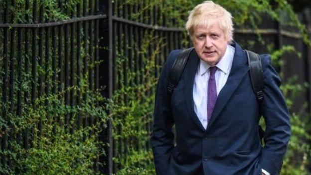 Boris Johnson saat ini favorit dapat mengganti Theresa May sebagai ketua partai.