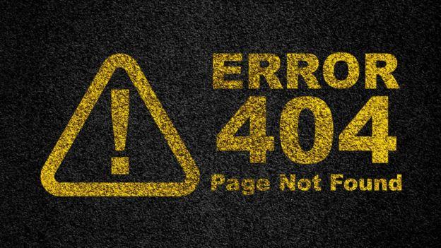 Ошибка 404 означает, что веб-страница не найдена, но остаться без интернета в целом почти немыслимо в нынешней жизни
