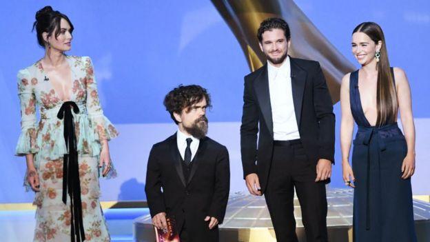 Actores de Game Of Thrones