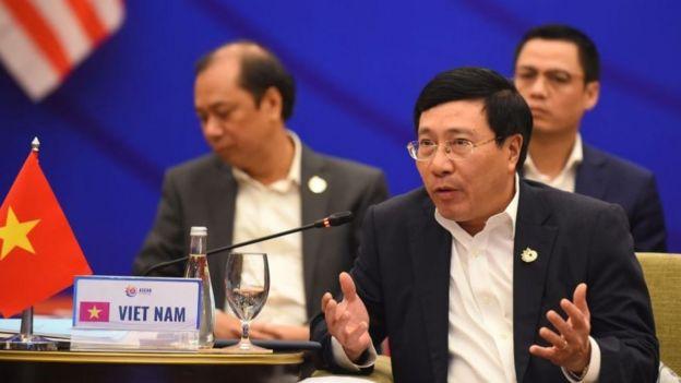 Phó Thủ tướng Việt Nam, Bộ trưởng Bộ Ngoại giao Phạm Bình Minh