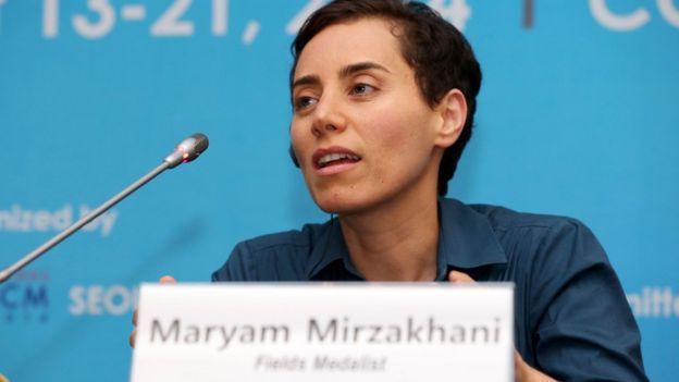 Meryem Mirzahani