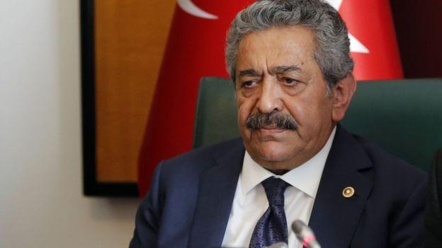 MHP'nin yasa teklifini hazırlama görevi verdiği Genel Başkan Yardımcısı Feti Yıldız