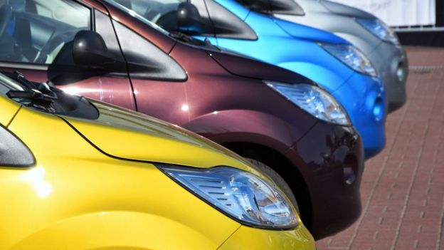 Ford Ka models