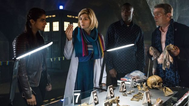 Doctor Who Porn - How Doctor Who, Luther and The Inbetweeners fared on New ...