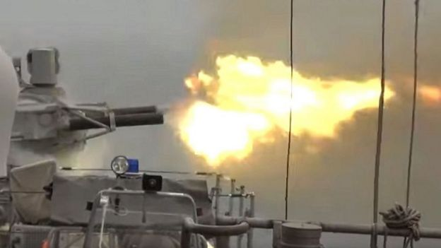 En los últimos años Rusia incrementó y modernizó su poder naval en el mar de Barents.