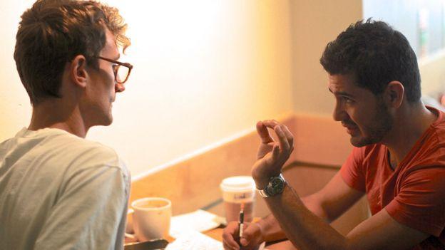 Syrian dentist teaches language