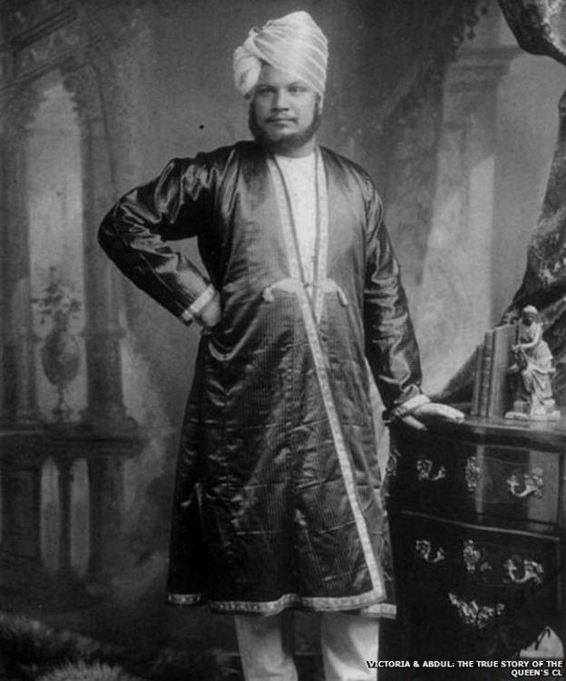 भारतीय मुंशी अब्दुल करीम की