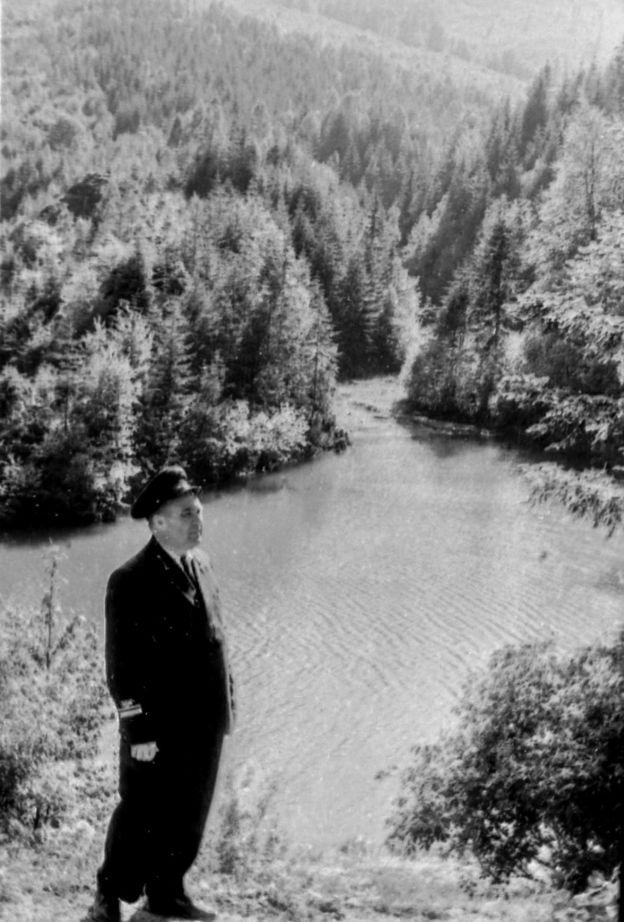 Директор Делятинського лісгоспу