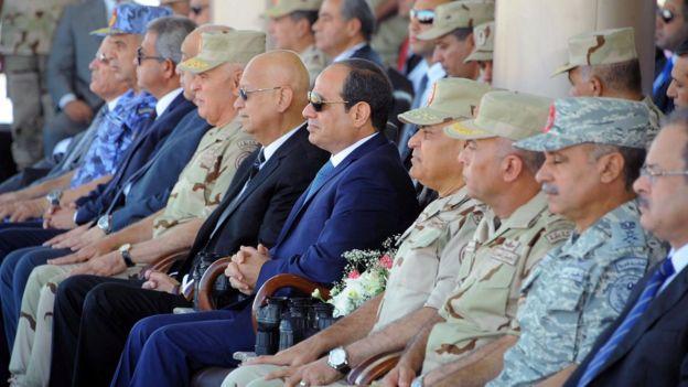 إريتريا نفت تقارير تفيد بوصول قوات مصرية إلى أراضيها