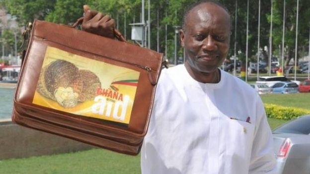 Ken Ofori Atta - Ghana Finance Minister