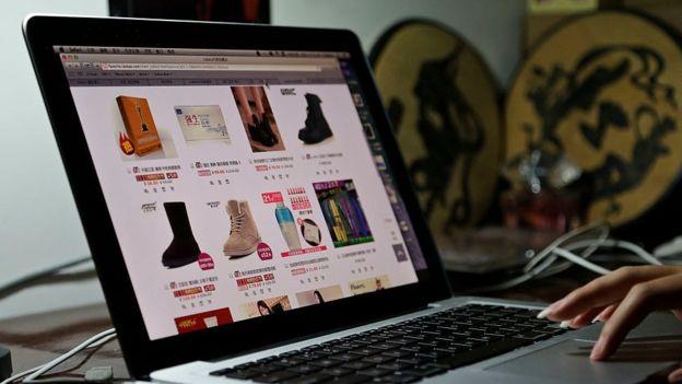 علی بابا در سالهای اخیر دامنه فعالیت خود را گسترش داده و به فروش کالاهایی که قبلا عرضه نمیکرد روی آورده