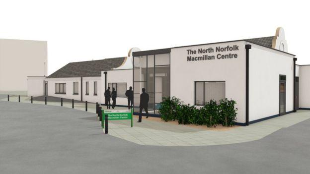 The North Norfolk Macmillan Centre