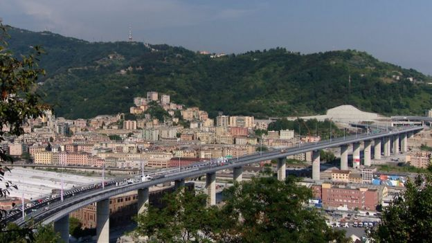 Puente San Giorgio.