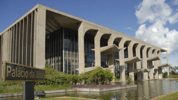 Sede do Ministério da Justiça