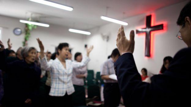 北京地下教會