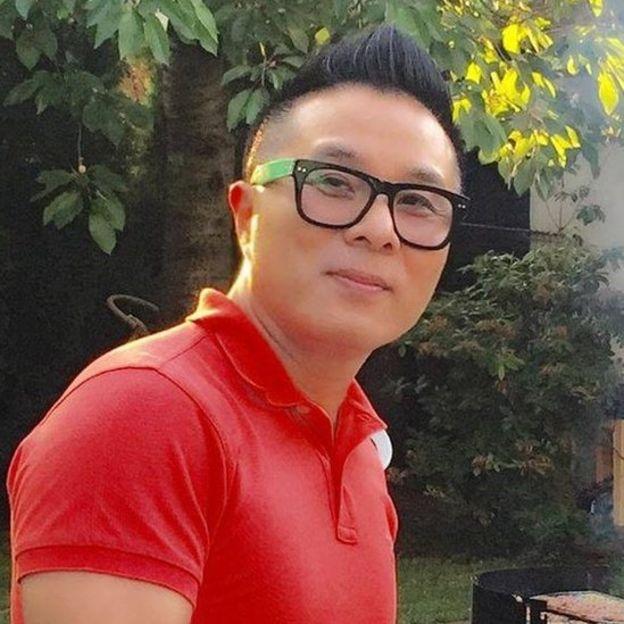 Ông Bùi Quang Hiếu, Chủ xe, công ty Hieu Bui Travel, Praha