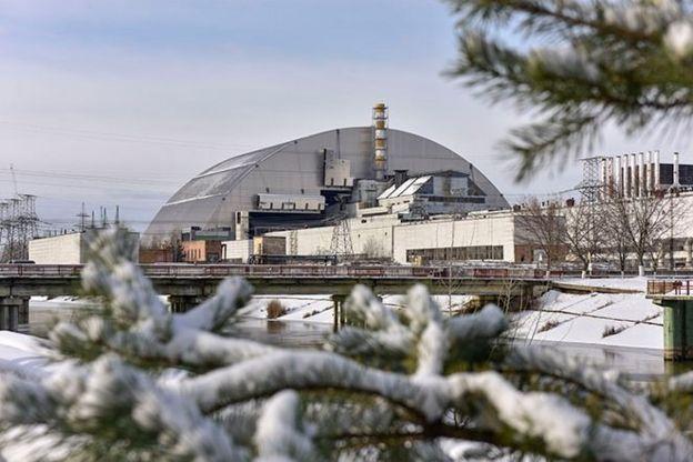 Fotos del accidente de Chernóbil, el reactor 4 por dentro - Página ...
